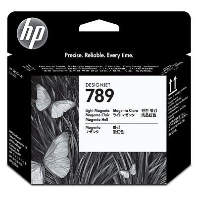 HP Skriverhode No.789 Magenta/Lys Magenta CH614A (Kan sendes i brev)