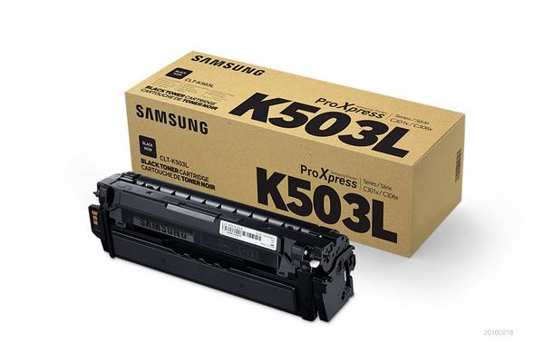 Samsung Toner Sort (8.000 sider) CLT-K503L