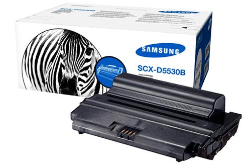 Samsung Toner Sort Høykapasitet D5530B (8.000 sider) SCX-D5530B