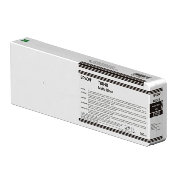 Epson Blekkpatron T8047 Lys Sort (700ml) C13T804700