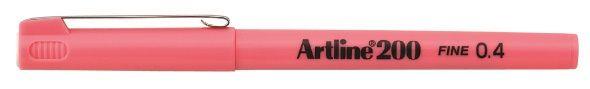 Fineliner Artline 200 Fine 0.4 magenta EK-200 MAGENTA (Kan sendes i brev)