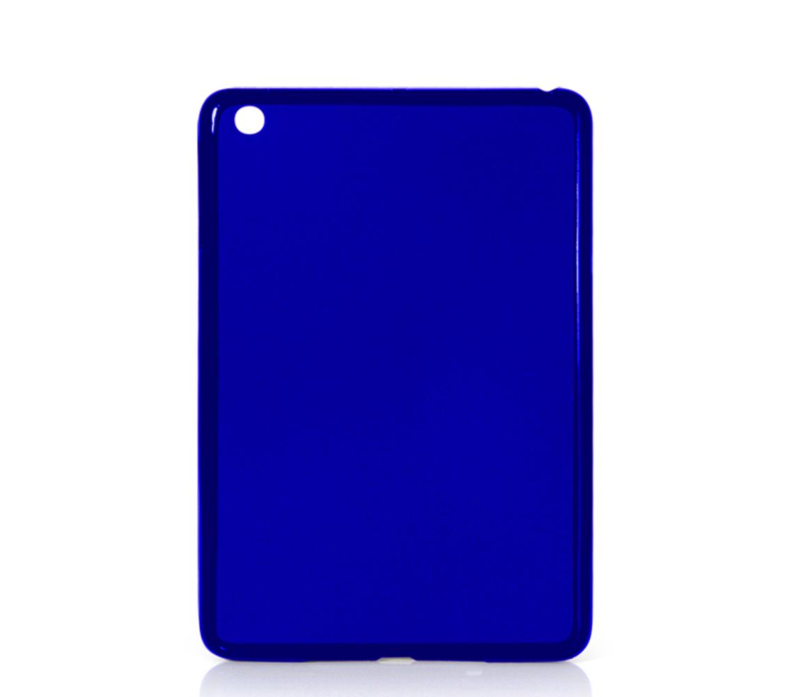 EPZI thermoplastdeksel for iPad mini, matt, transparent blå IPDM-149 (Kan sendes i brev)
