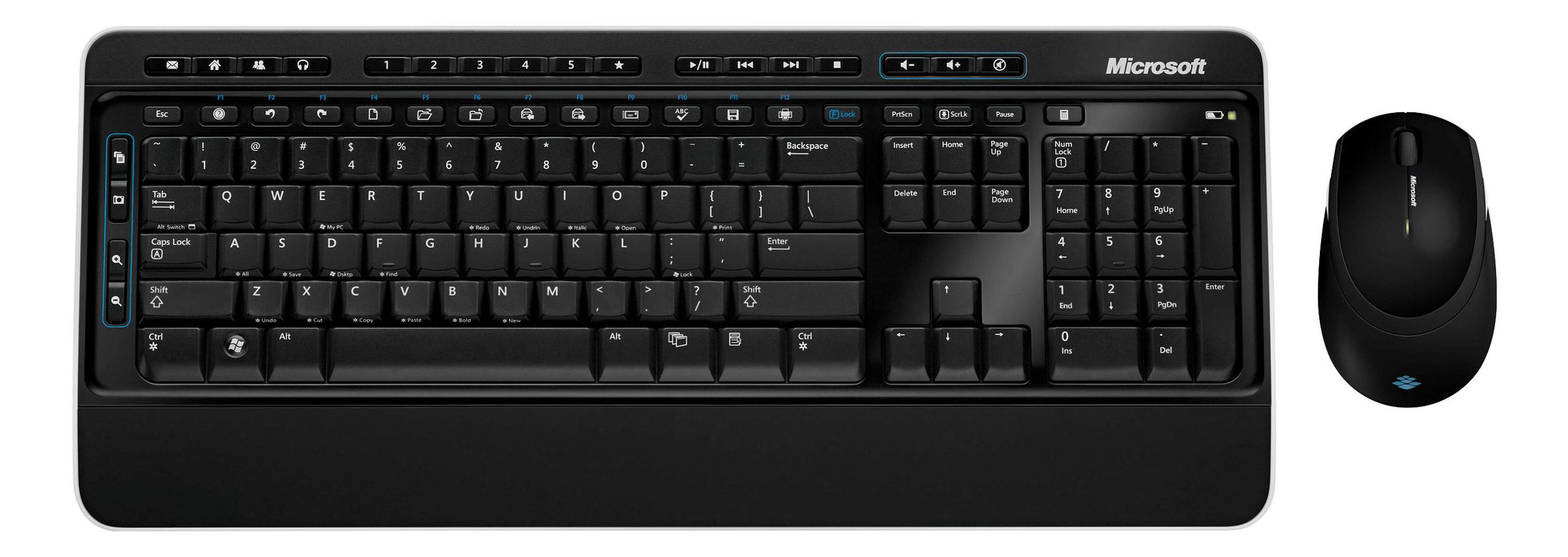 Tastaturmus MICROSOFT 3050 wireless   Staples®