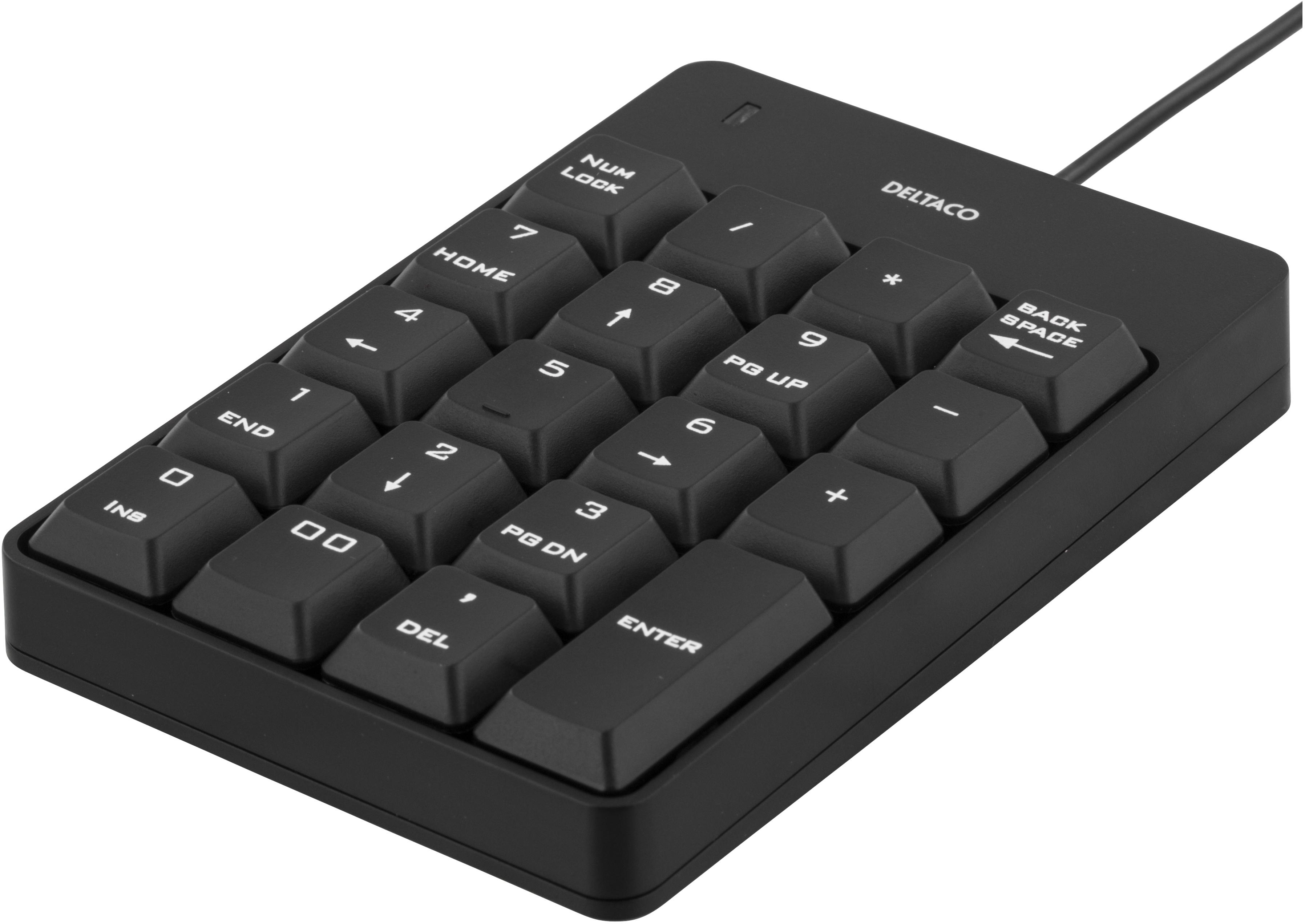 test tastatur deltaco - Prissøk - Gir deg laveste pris 340ac7d740b00