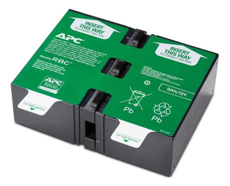 APC Replacement Battery Cartridge #124 APCRBC124