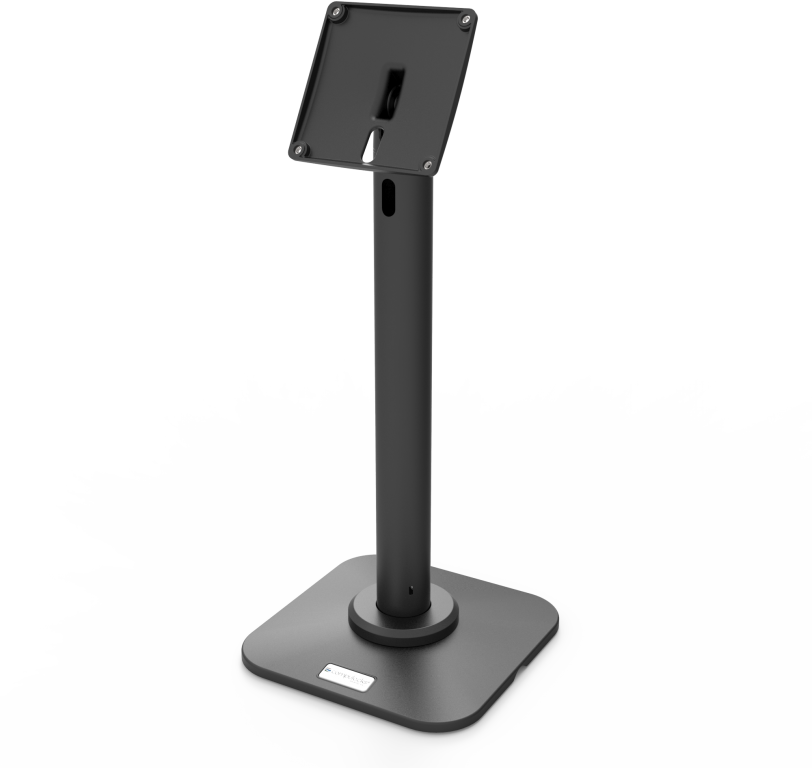 Maclocks VESA stand with adjustable height, 100x100, swivel and tilt, 147B