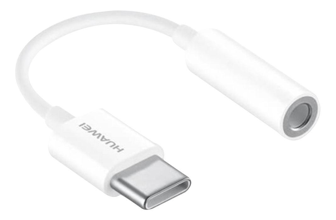 Huawei CM20 USB C 3.5mm Kabel Adapter 55030086