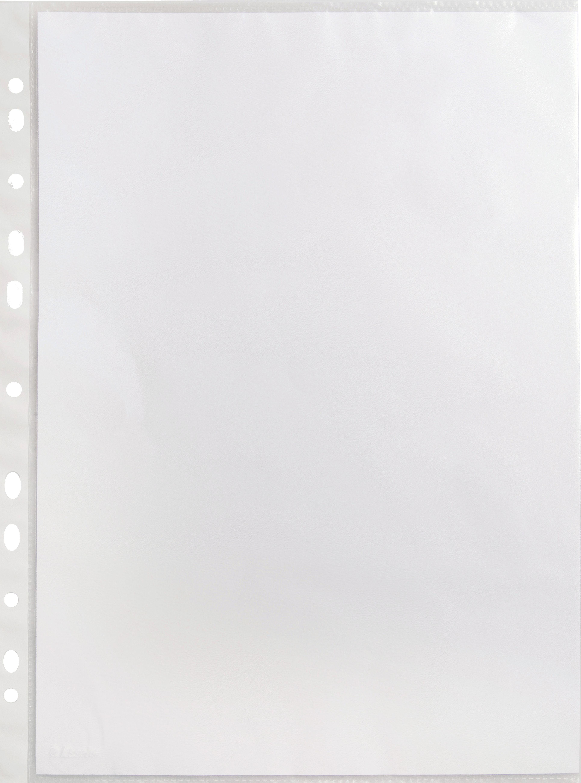 Esselte Plastlomme Sideåpning A4 38my (100) 56142