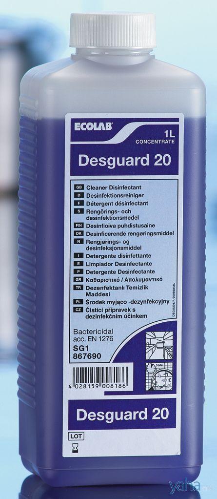 Ecolab Rengjøring Desguard 1L 900819