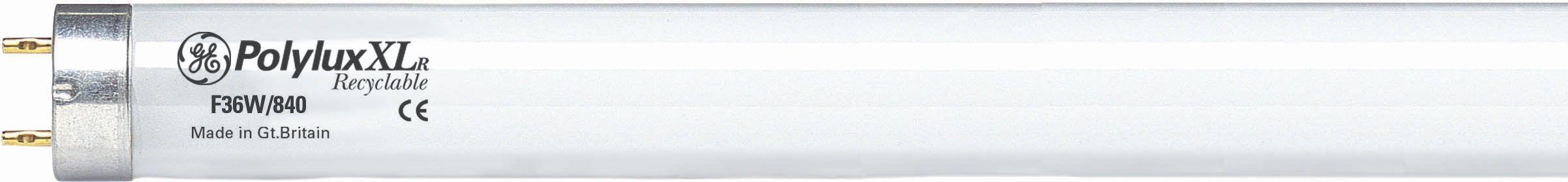 GE Lysrør fullfarge 18W/830 Varmhv 600mm 93319