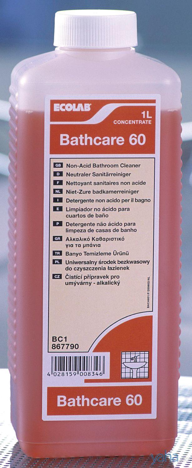Ecolab Rengjøring Bathcare 60 NR 1L 902057