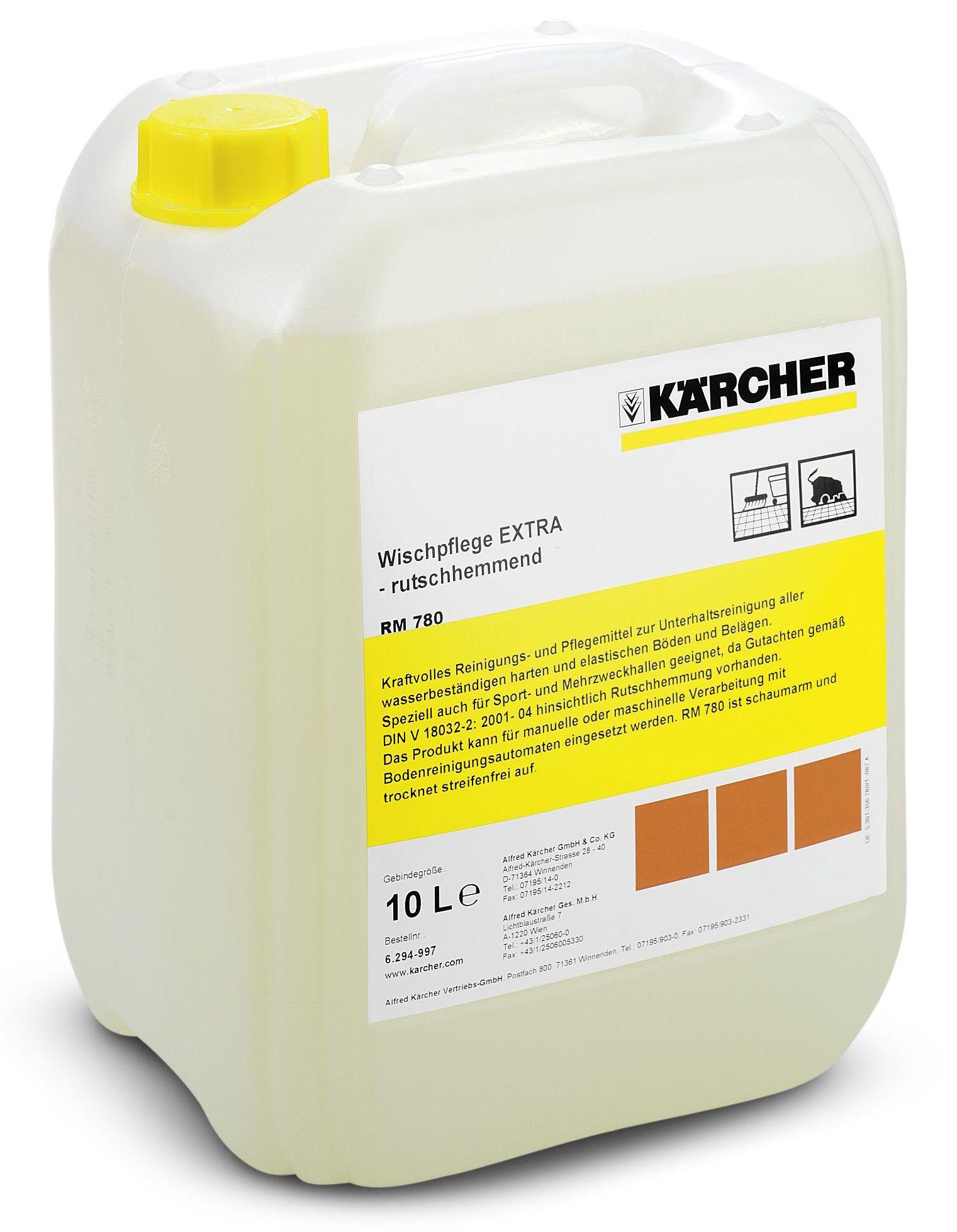 Kärcher Rengjøring RM 780 10L (flaske med 10 l) 6.294-997.0