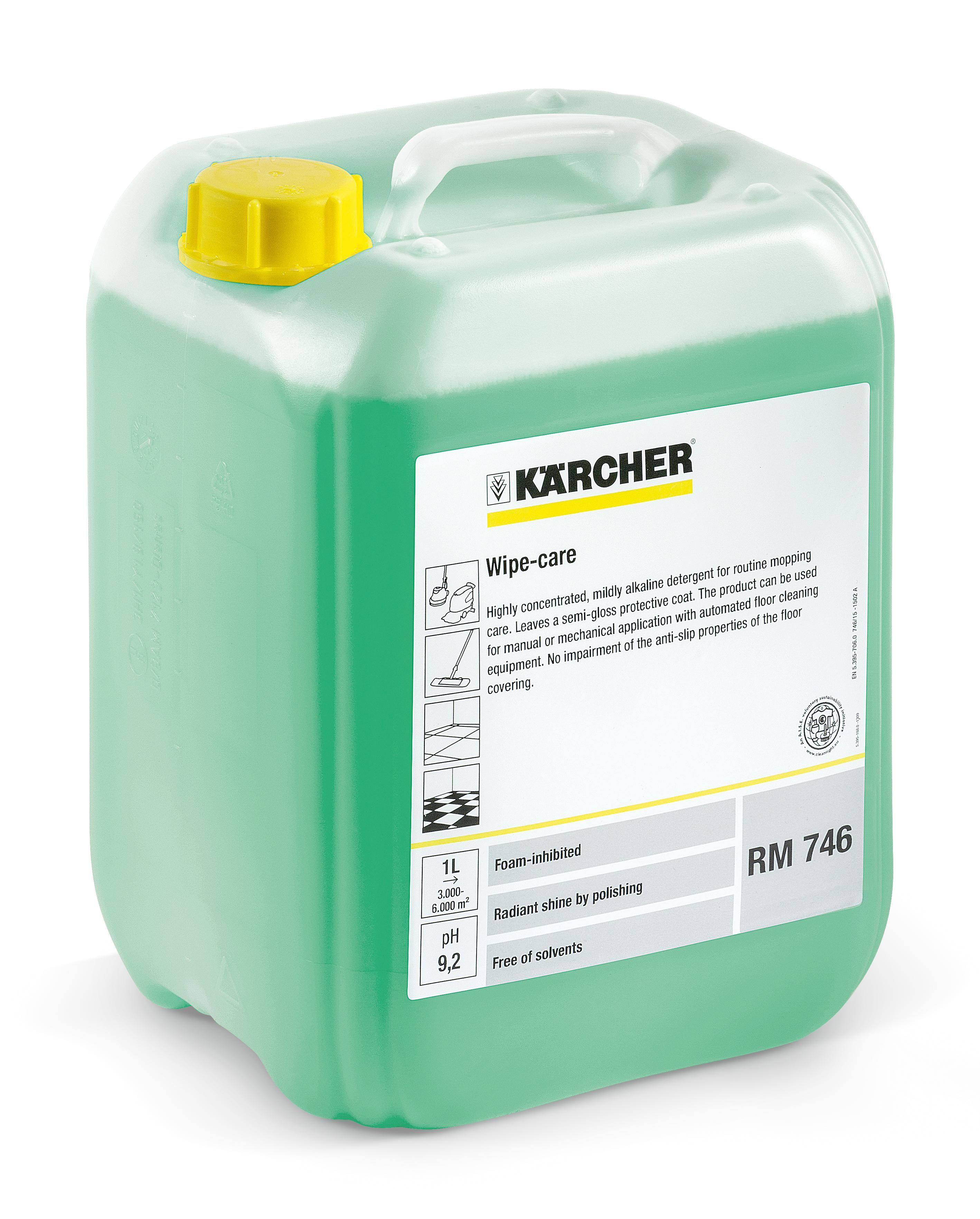 Kärcher Rengjøring  RM 746 10L (flaske med 10 l) 6.295-156.0
