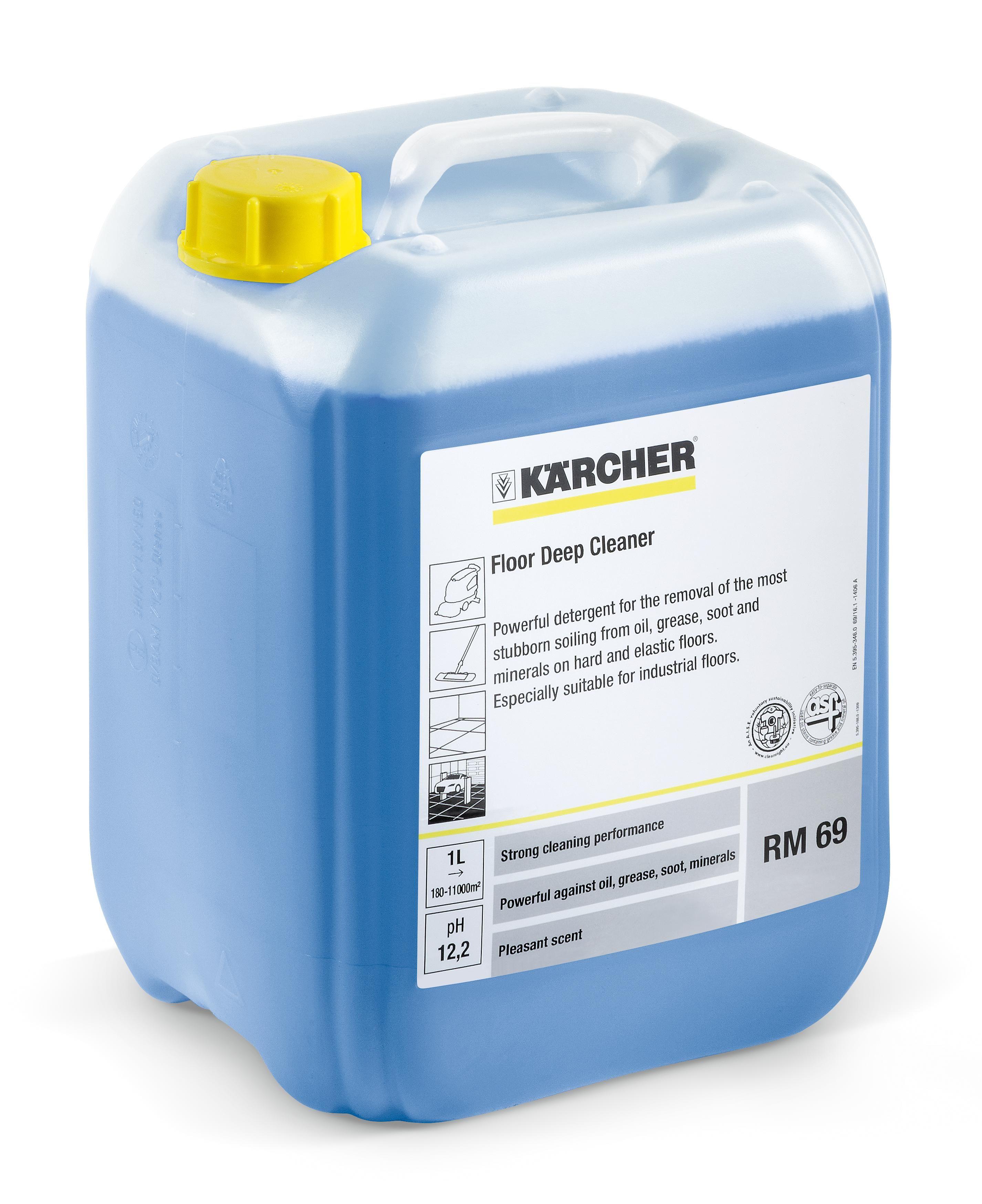 Kärcher Rengjøring RM 69 ASF 10L (flaske med 10 l) 6.295-120.0