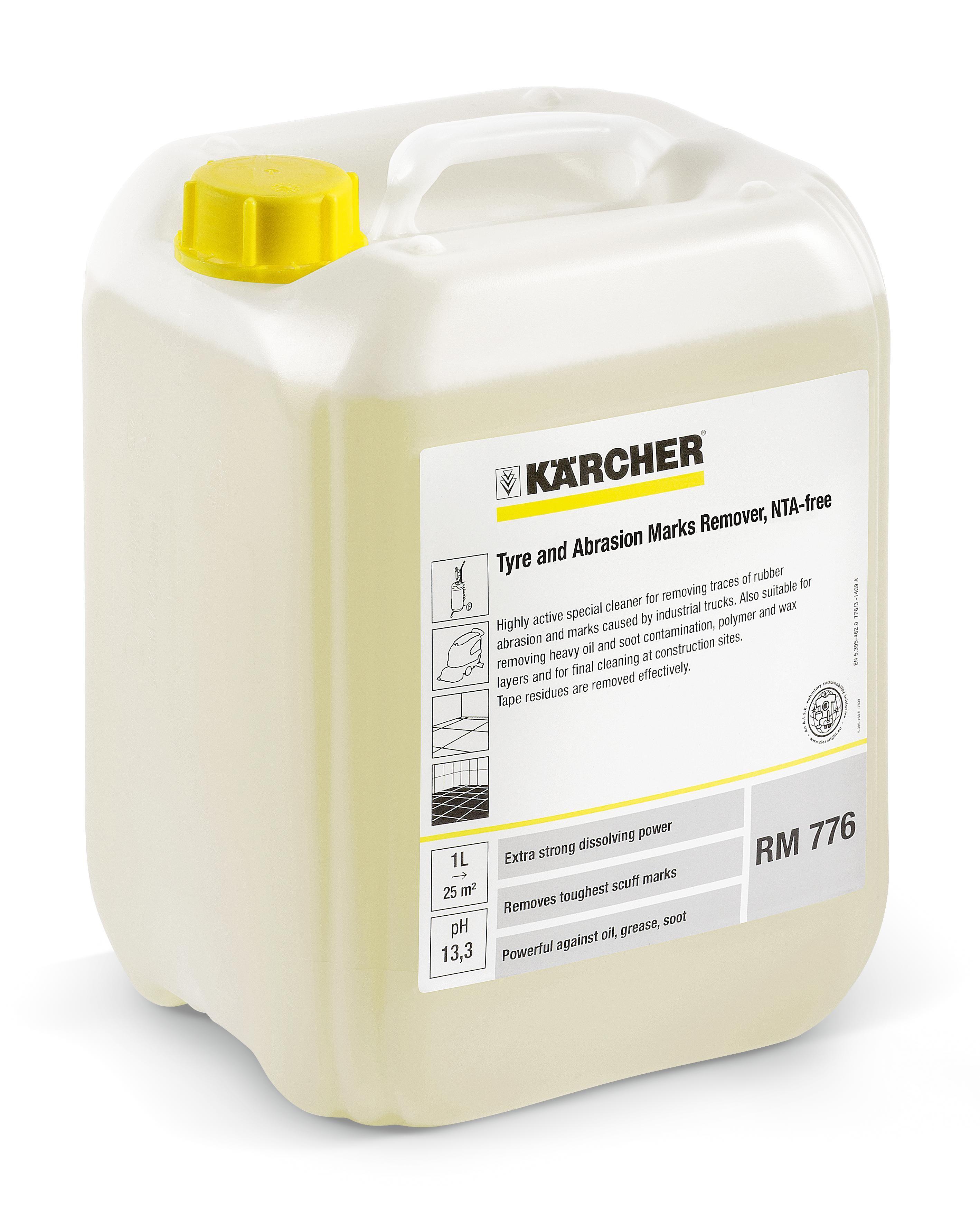 Kärcher Rengjøring RM 776 10L (flaske med 10 l) 6.295-131.0