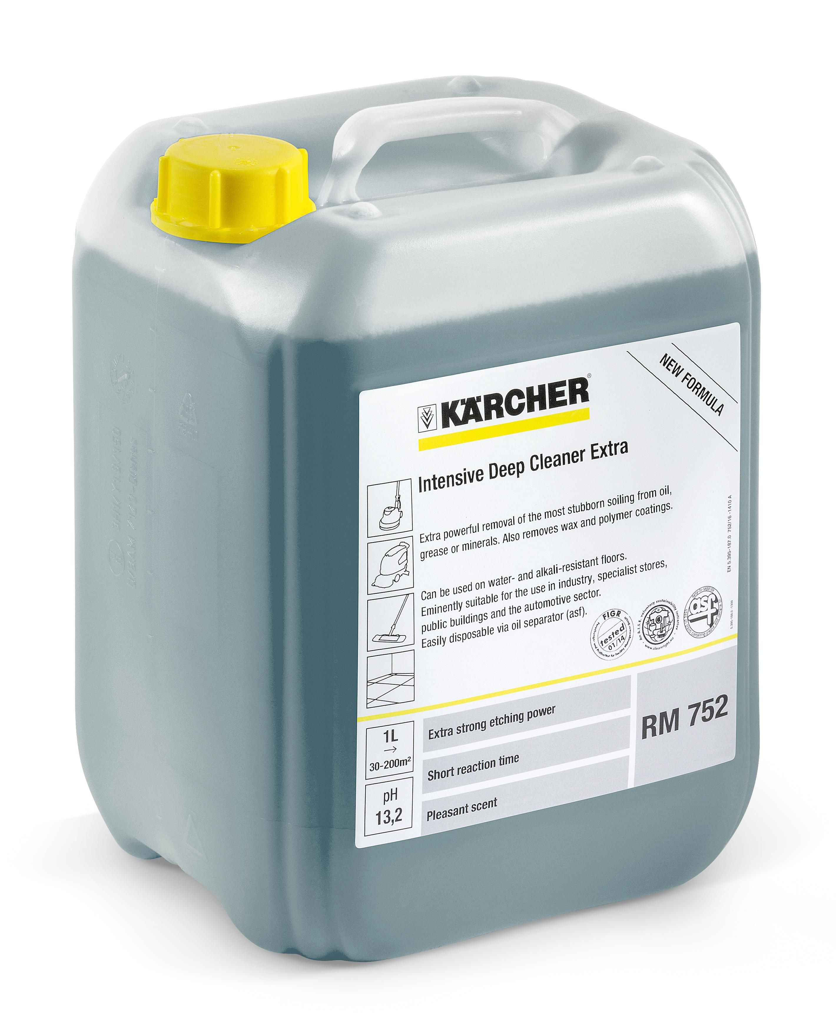 Kärcher Rengjøring RM 752 ASF 10L (flaske med 10 l) 6.295-813.0
