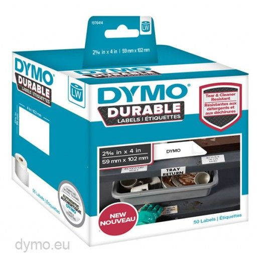 Dymo Etikett shipping 59x102mm(50) 1976414 (Kan sendes i brev)