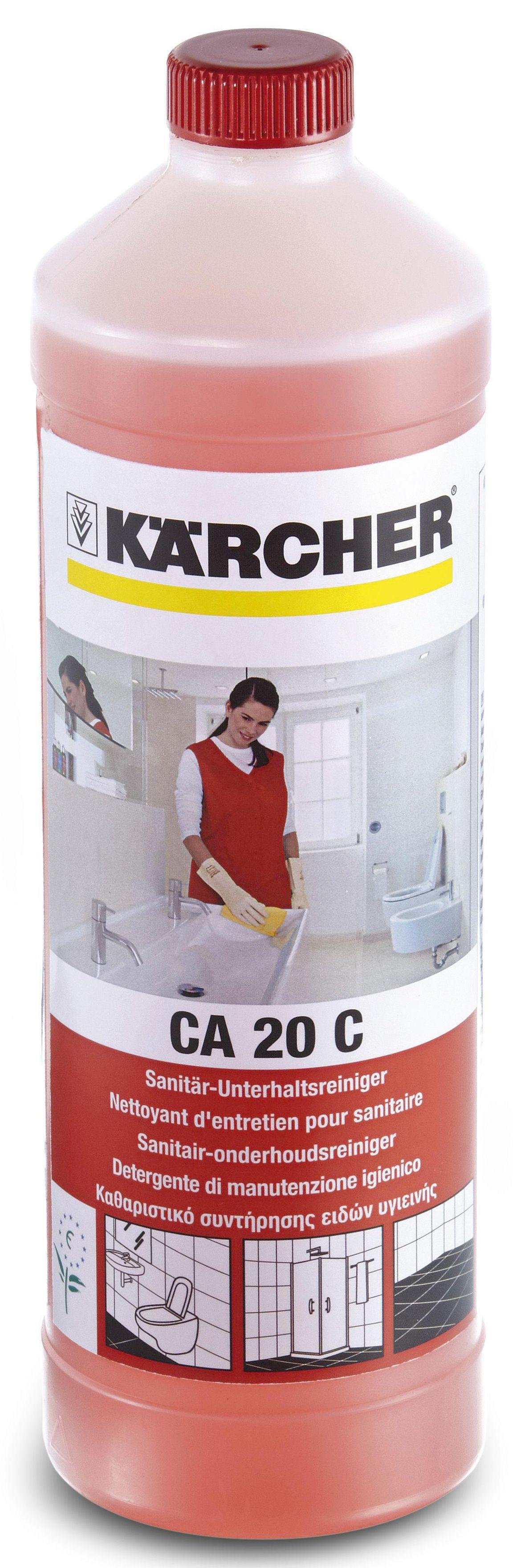 Kärcher Rengjøring CA 20 C 1L (flaske med 1 l) 6.295-695.0
