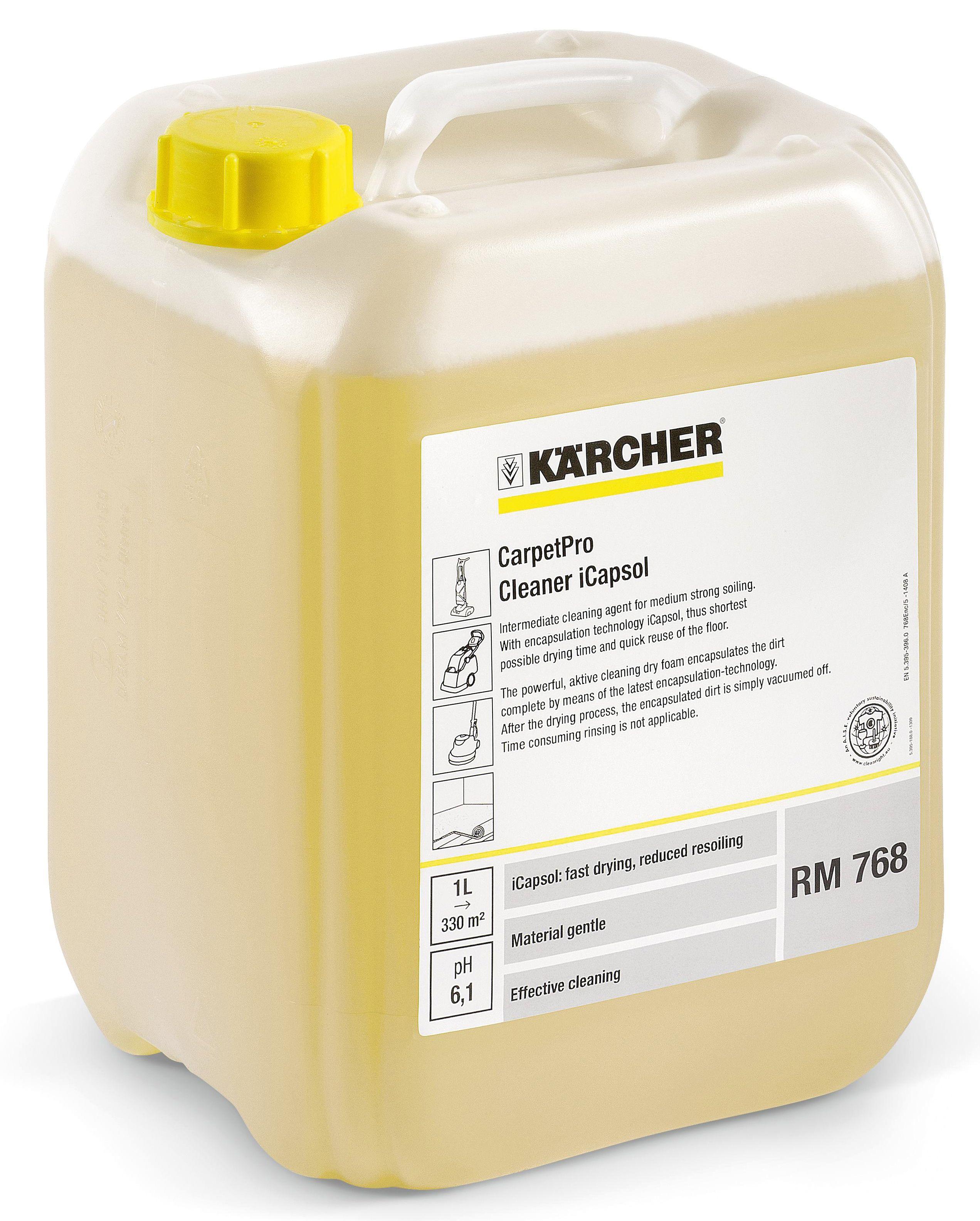 Kärcher Rengjøring CP iCapsol RM768 10L 6.295-562.0