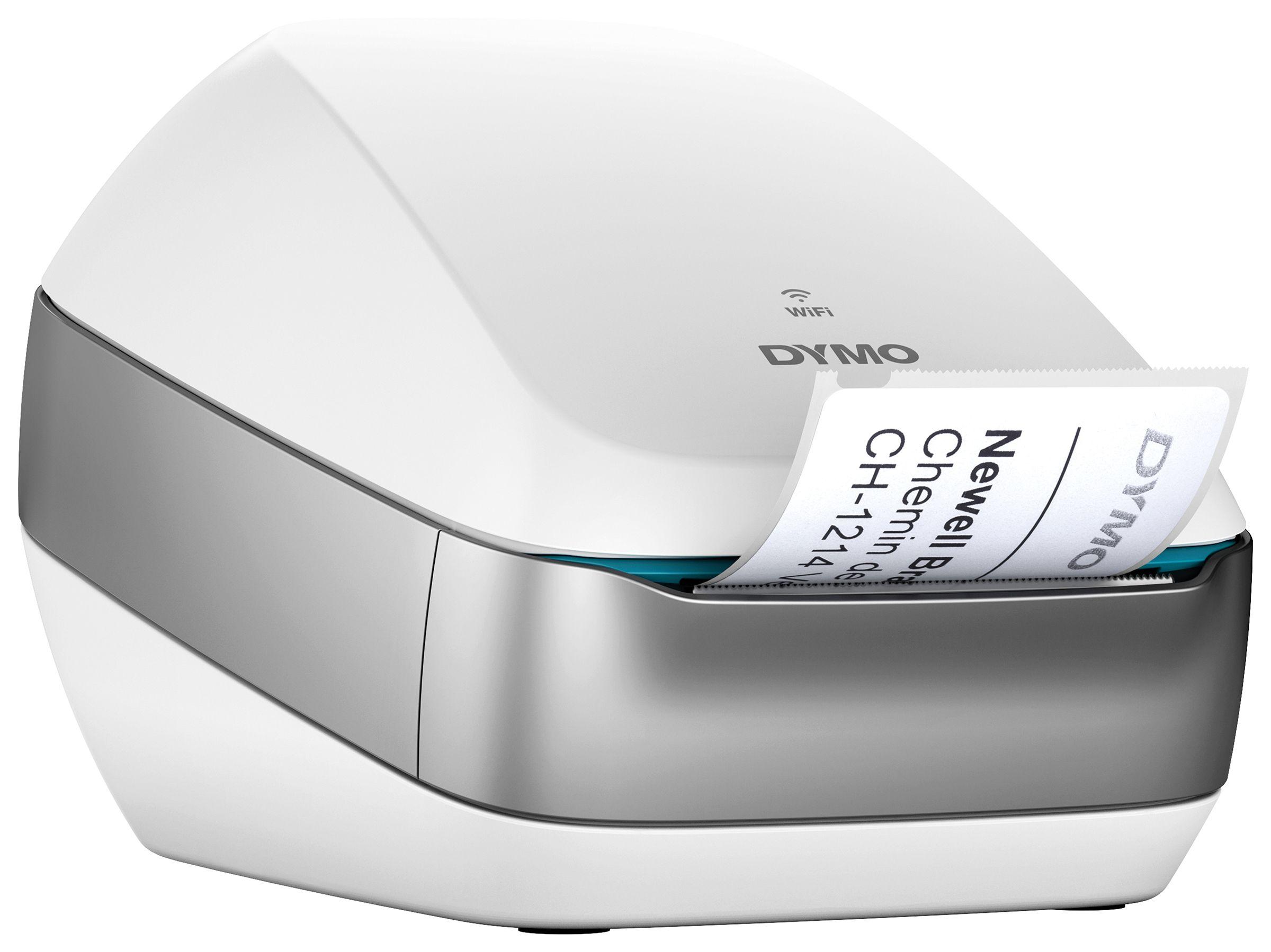 Labelwriter, Dymo etikettmaskin, trådløse, hvit, stk 1980563