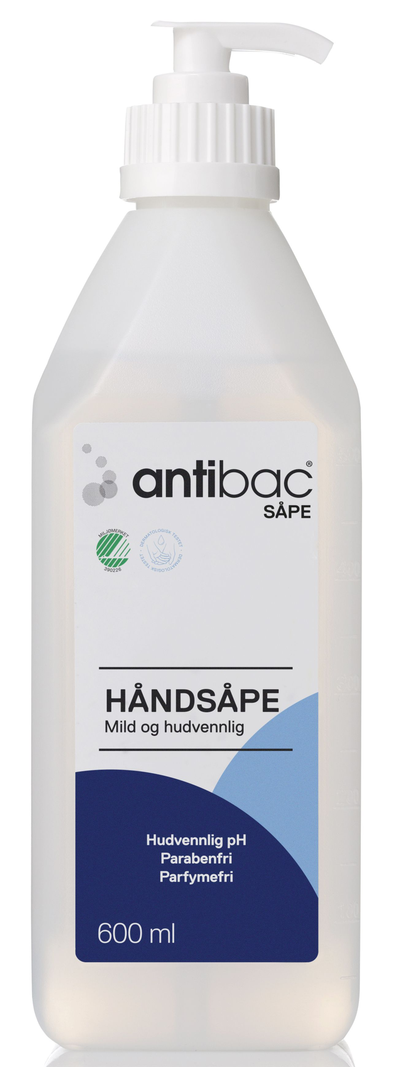 Antibac Håndsåpe 600 ml 600867