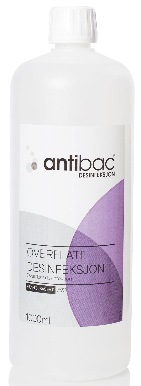 Antibac Overflatedesinfeksjon 1000ml 600642