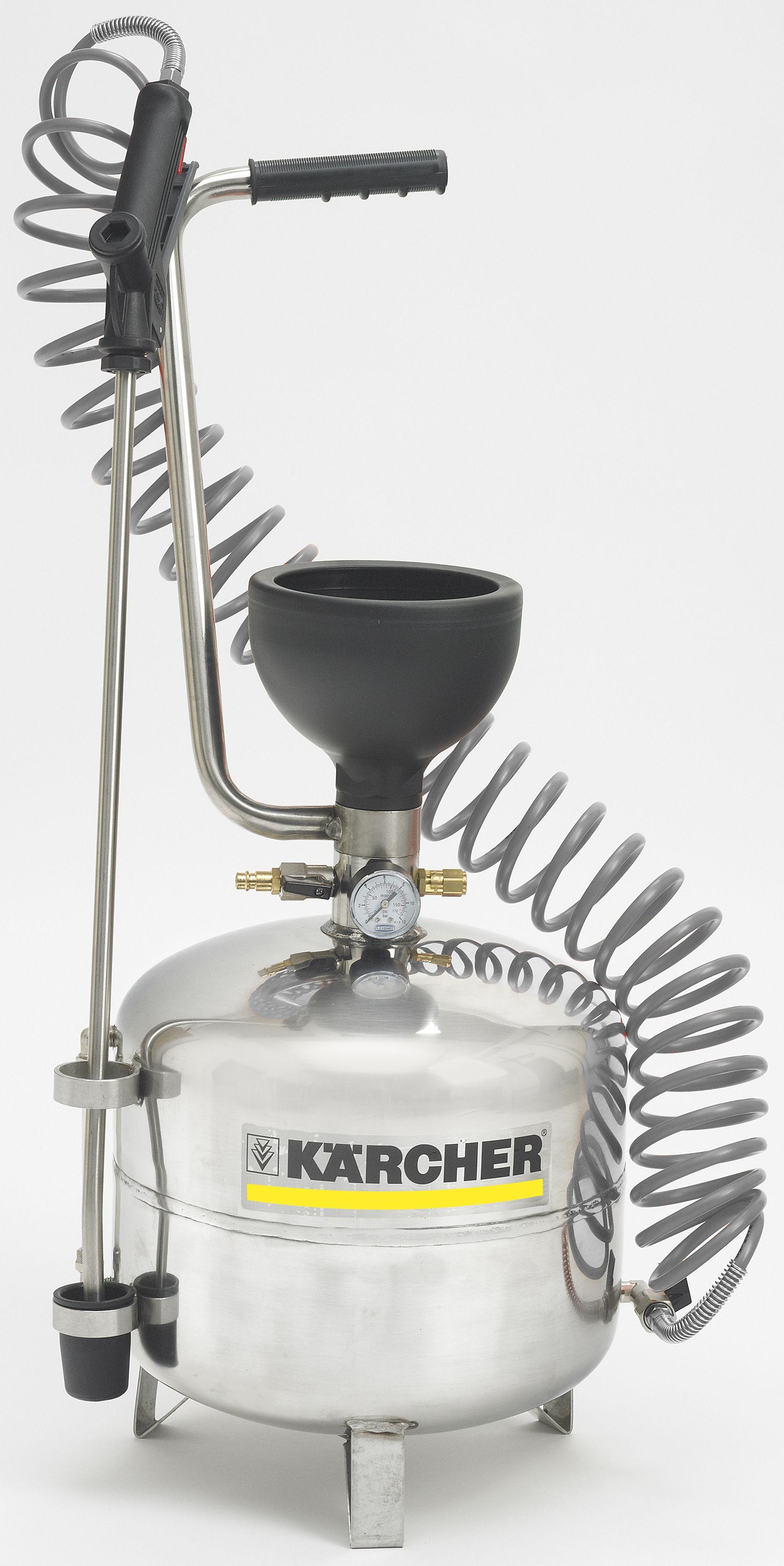Kärcher Kjemisprøyte bærbar rustfri 16L 9.549-959.0