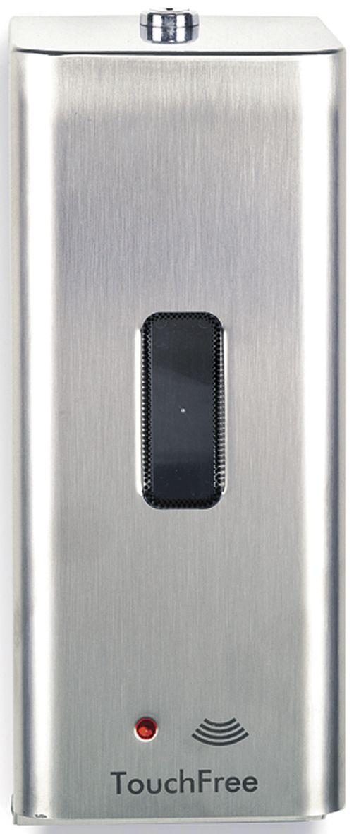 Dispenser ANTIBAC berøringsfri stål 601682
