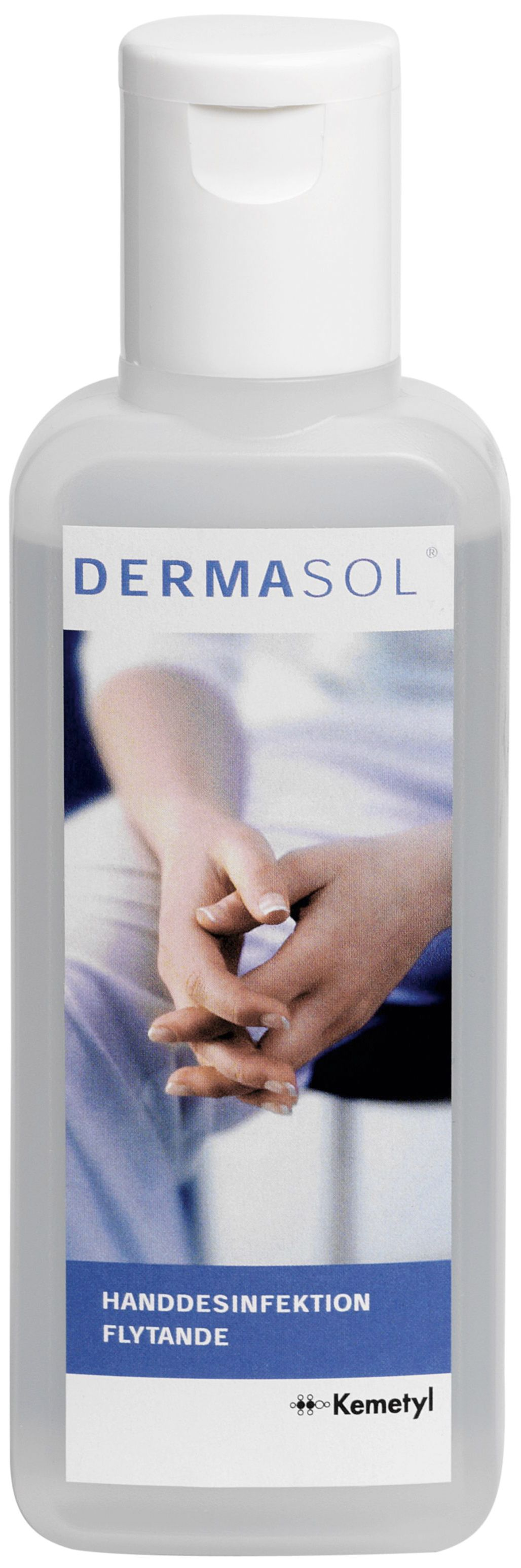 Hånddesinfeksjon ANTIBAC Dermasol 150ml Y490412