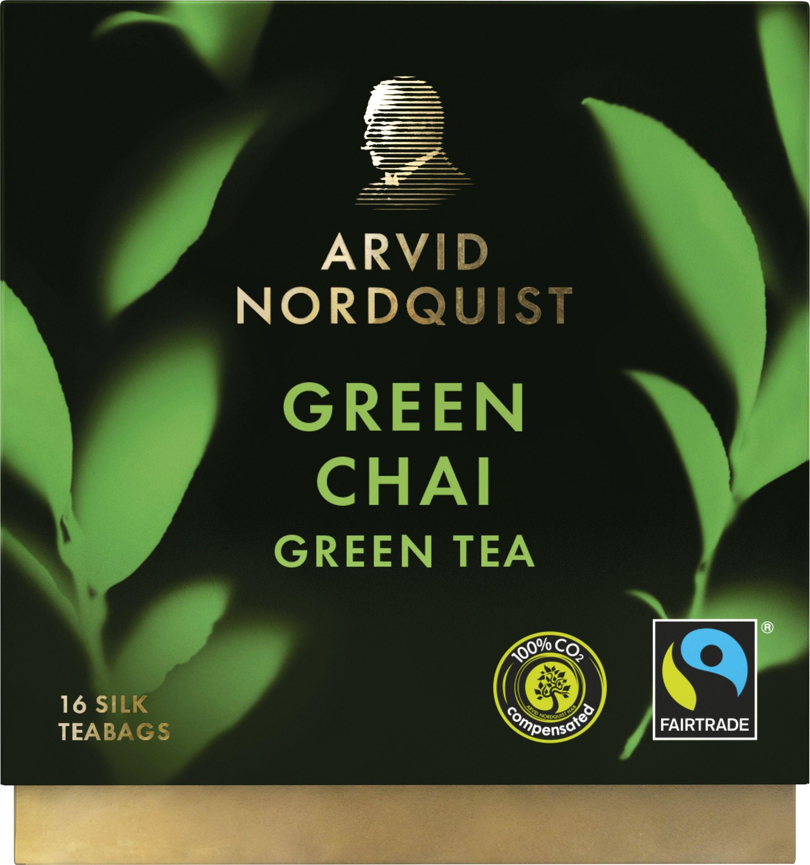AN Te Green Chai, green tea (40) 48930