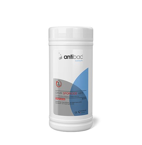 Antibac Overflatedesinfeksjon  våts.(80) 603052