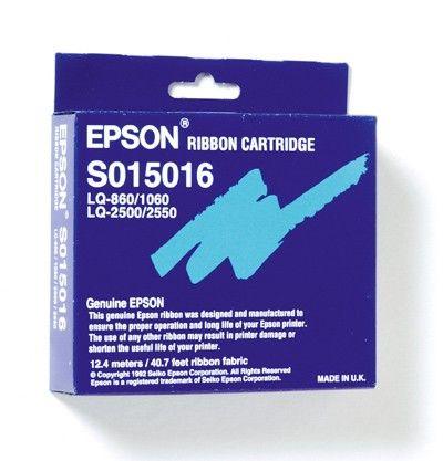 Epson F-band sv LQ2550/670 C13S015262 (Kan sendes i brev)