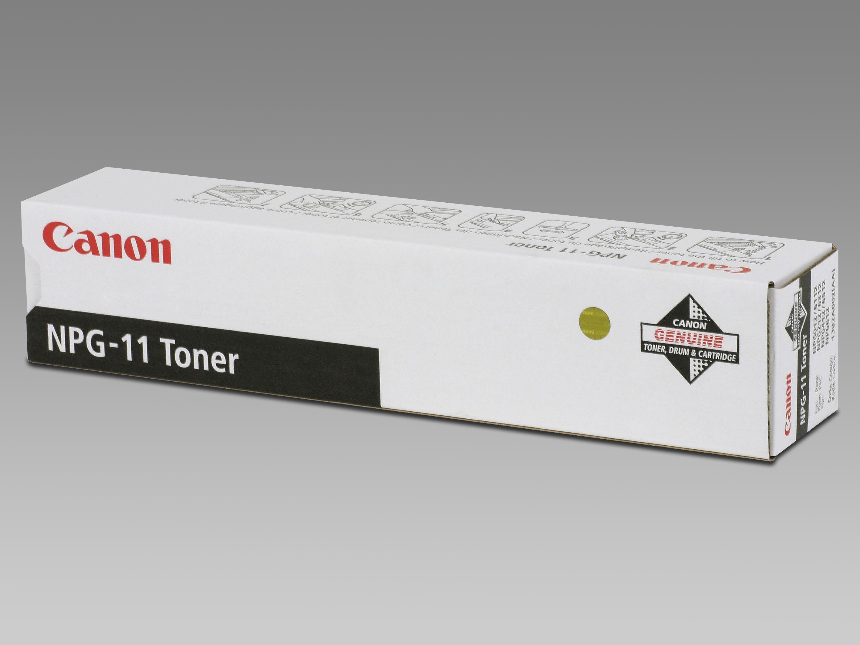 Canon Toner Sort NPG-11 280g (5.000 sider) 1382A002