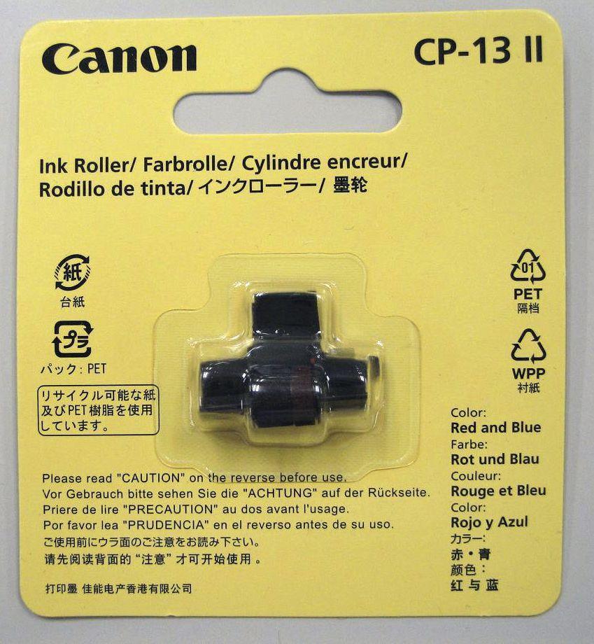 Canon Blekkrull CP-13 Blå/Rød 5166B001 (Kan sendes i brev)